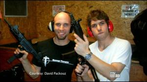 More than 5 years ago, David Packouz, and his former arms trading partner made national headlines. The story of how the two young men from Miami Beach managed to bid and win a 300 million-dollar government arms contract led to congressional hearings and convictions. Packouz has remained mostly silent on this chapter of his life, but now, for the first time on television, he shared his story with Michele Gillen. (Source: David Packouz)