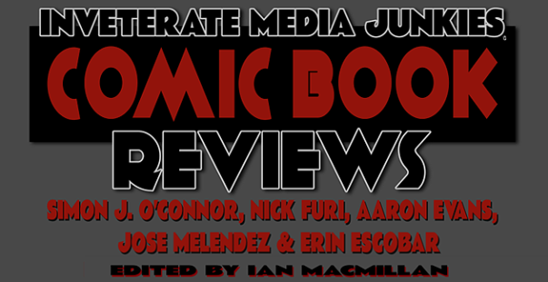 IMJ COMIC BOOK REVIEWS COLUMN LOGO BANNER 2014