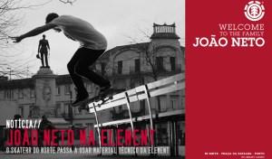 João Neto for Element Portugal