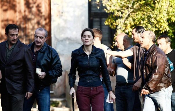 Still from the movie Rust and Bone