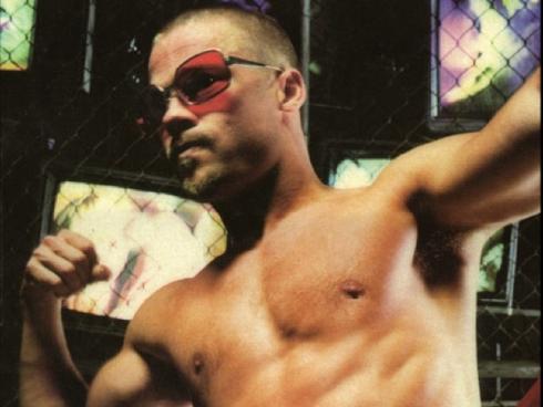 Oliver Peoples 523 Brad Pitt